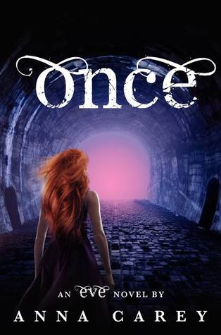 Once Excerpt and Giveaway of Eve AND Once