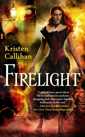Review: Firelight by Kristen Callihan (Darkest London #1)