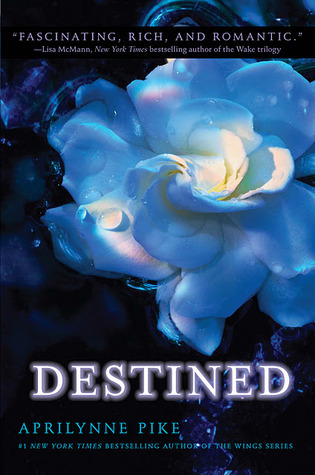 Review: Destined by Aprilynne Pike