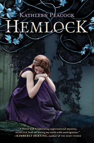 12985143 Teaser Tuesday #40: Hemlock by Kathleen Peacock (ARC)