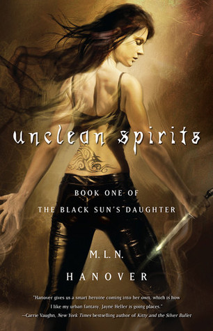 Unclean Spirits Book Cover