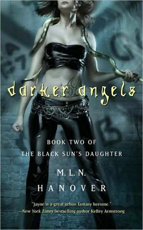 Darker Angels Book Cover
