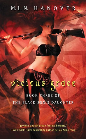 Vicious Grace Book Cover
