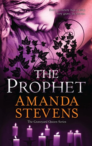 Post thumbnail of Review: The Prophet by Amanda Stevens