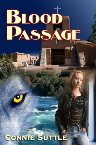 Review: Blood Passage by Connie Suttle