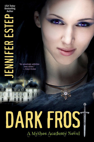 Dark Frost (Mythos Academy, #3)