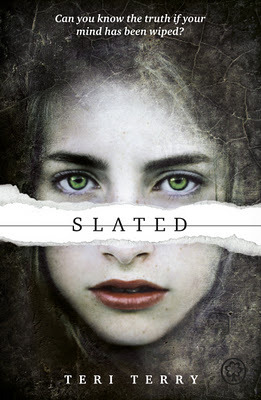 Slated (Slated #1) by Teri Terry the english dystopia