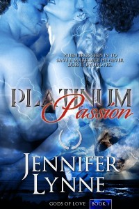 Platinum Passion Book Cover