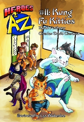 Review: Kung Fu Kitties