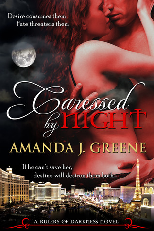 Caressed by Night Book Cover