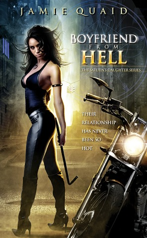 Boyfriend from Hell (Saturn&#39;s Daughter, #1)