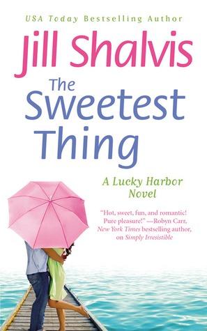 Post Thumbnail of Review: The Sweetest Thing by Jill Shalvis
