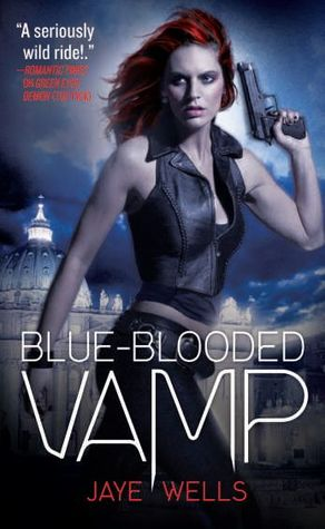 Early Review: Blue-Blooded Vamp by Jaye Wells