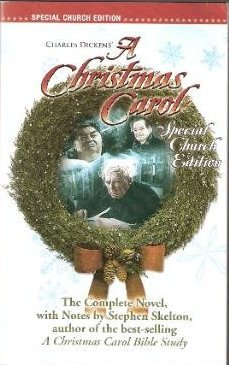 Charles Dickens A Christmas Carol- Special Church Edition