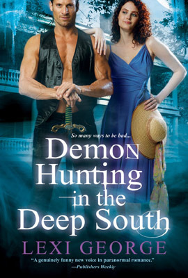 Post thumbnail of Review: Demon Hunting in the Deep South by Lexi George