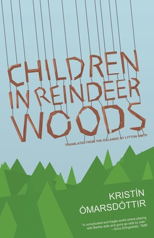 Children in Reindeer Woods by Kristin Omarsdottir