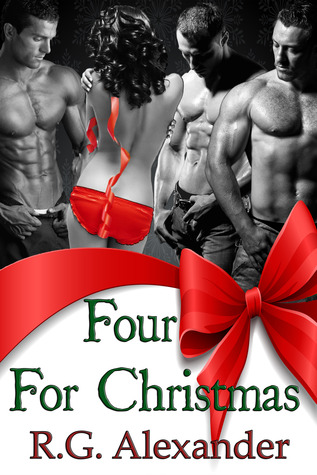 Four For Christmas r.g. alexander