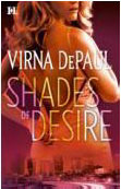 ARC Review: Shades of Desire by Virna DePaul