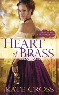 Review: Heart of Brass by Kate Cross