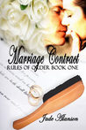 Marriage Contract: Rules of Order Book One