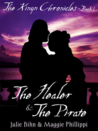 The Healer and the Pirate by Julie Bihn