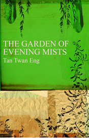 book cover for Garden of Evening Mists