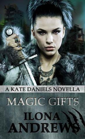Kate Daniels : Magic Gifts - Tome 5.4 (VO) 13299211