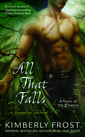 Review: All That Falls by Kimberly Frost