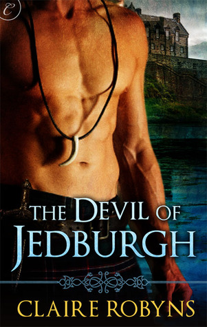 Post Thumbnail of ARC Review: The Devil of Jedburgh by Claire Robyns