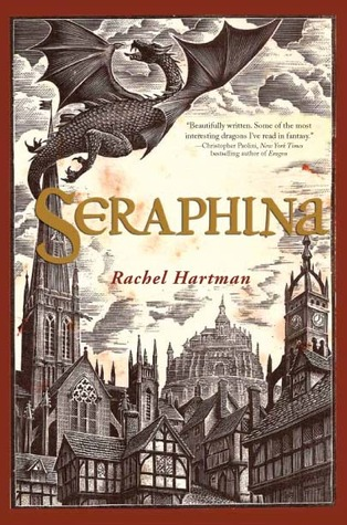 Book I Covet: Seraphina by Rachel Hartman