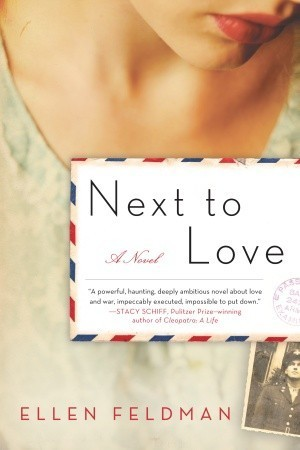 Next to Love by Ellen Feldman