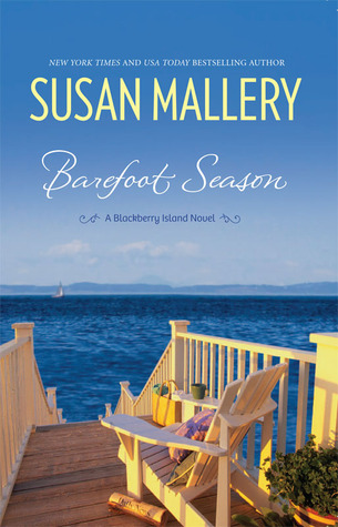 Book Review: Barefoot Season (Blackberry Island #1) by Susan Mallery
