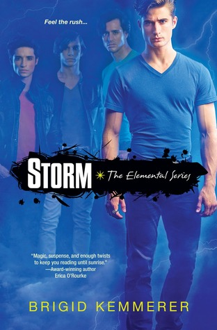 Early Review: Storm by Brigid Kemmerer