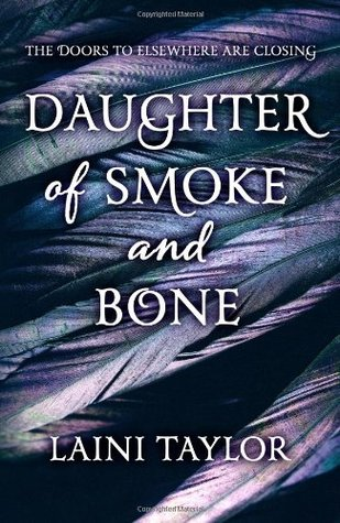 Daughter of Smoke and Bone von Laini Taylor