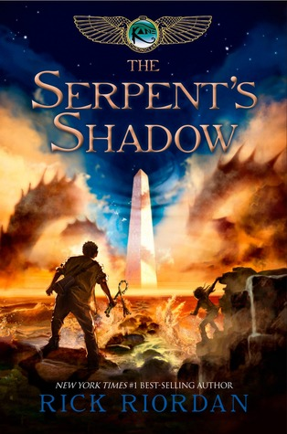 Guest Review: The Serpent's Shadow