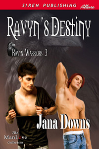 Ravyn's Destiny (Ravyn Warriors, #3)