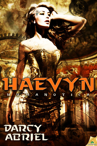 Post Thumbnail of Review: Haevyn: Humanotica, Book 2 by Darcy Abriel