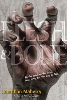 Flesh and Bone book