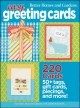 Easy Greeting Cards  by editors of Scrapbooks, Etc.