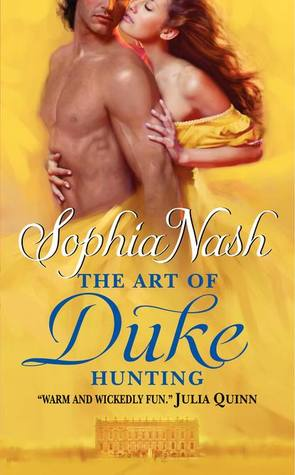 The Art of Duke Hunting (Royal Entourage, #2)