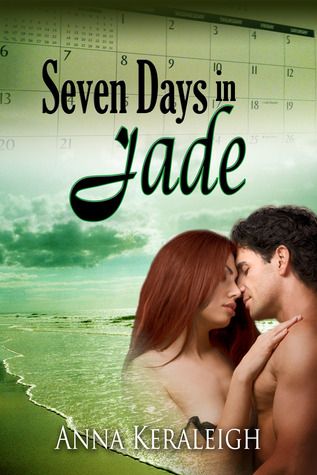Seven Days In Jade  Book Cover