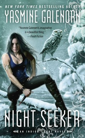 8075244 Review by Mel: Night Seeker by Yasmine Galenorn