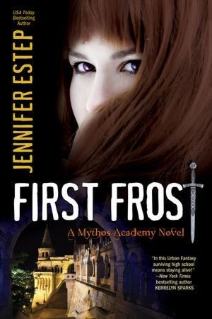 First Frost by Jennifer Estep