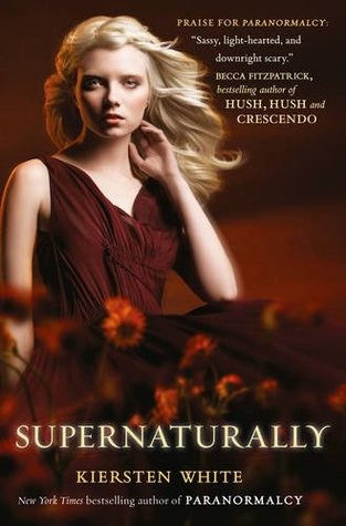 Supernaturally (Paranormalcy, #2)