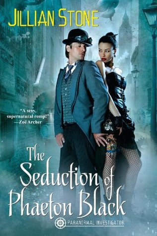 The Seduction of Phaeton Black (Paranormal Investigator, #1)