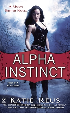 Alpha Instinct cover