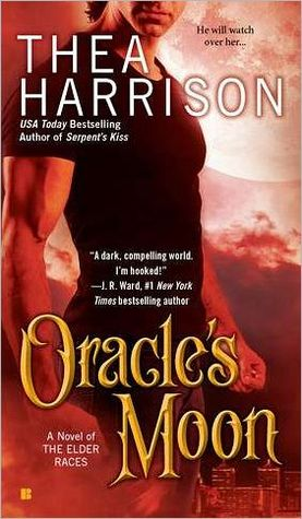 Auction: Signed copy of Oracle's Moon by Thea Harrison [Books Fighting Cancer]
