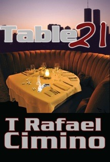Book Review: Table 21, By T. Rafael Cimino Cover Art