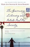 Guernsey Literary and Potato Peel Pie Socitey