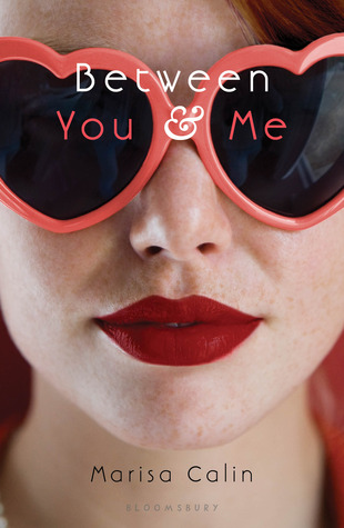 Between You & Me book cover